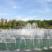 Центральный фонтан в парке Царицыно